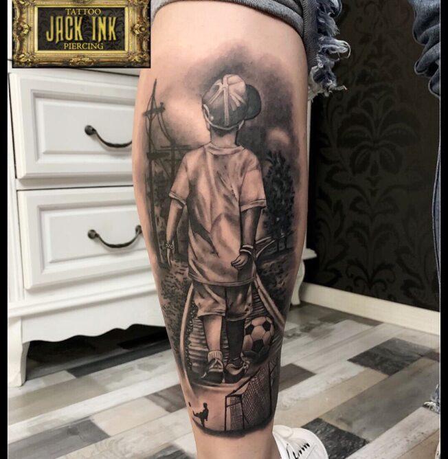Tatuaj marinar