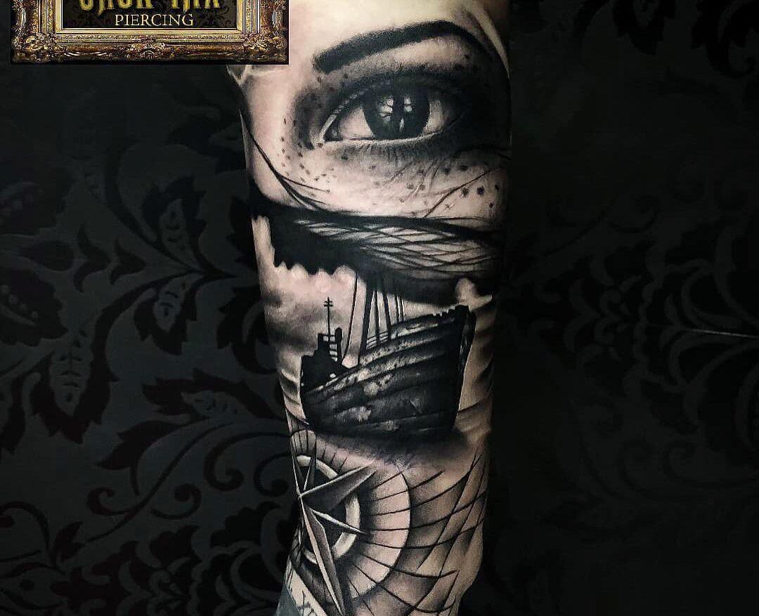 chip femeie barca si busola tatuaje baba novac pret tatuaj salon tatuaje bucuresti tatuaje bucuresti tatuaje sector 3 tatuaje mall vitan baba novac tattoo